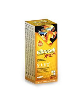 VIBRACELL SPORT 300ML