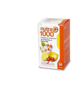 NUTRA C 1000 60CPR PERS