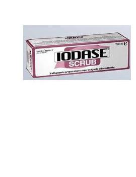 IODASE SCRUB CREMA 200ML