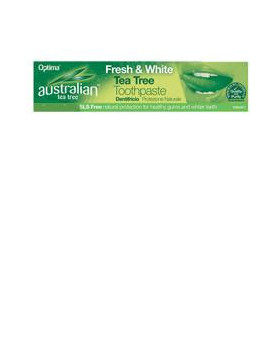 AUSTRALIAN TEA TREE TOOTHPASTE