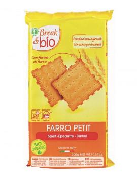 B&B BISC FARRO PETIT 100% 300G