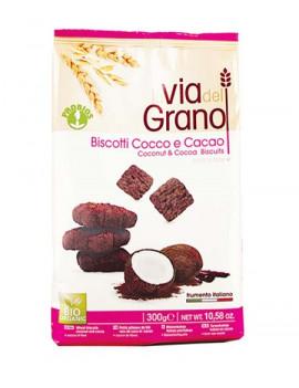VDG BISCOTTI COCCO/CACAO 300G