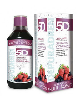 5D SLEEVERATO FRUTTI BOS 500ML