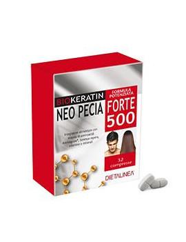 BIOKERATIN NEO PECIA 500 32CPR