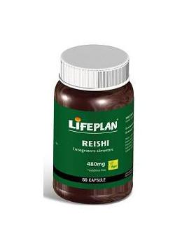 LIFEPLAN REISHI 60CPS