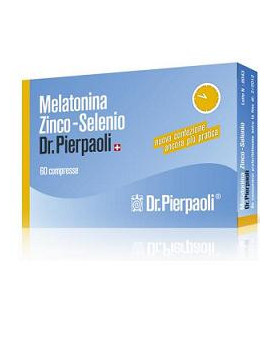 MELATONINA DR PIERPAOLI 60CPR