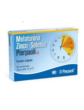 MELATONINA ZINCO SELENIO 60CPR
