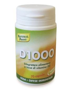 D1000 70CPS VEGETALI
