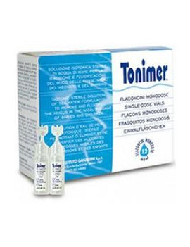 TONIMER LAB MONODOSE 12FL 5ML