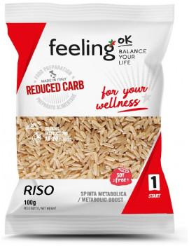 FEELING OK RISO START 100G
