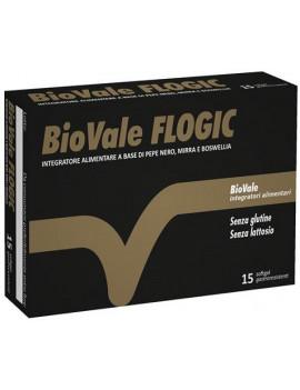 BIOVALE FLOGIC 15SOFTGEL