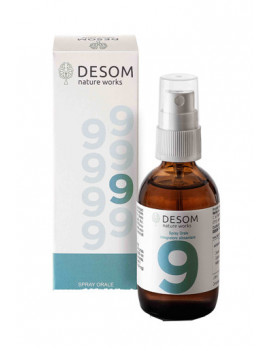 DESOM 9 SPRAY 50ML
