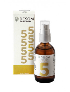 DESOM 5 SPRAY 50ML