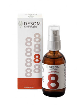 DESOM 8 SPRAY 50ML