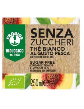 THE' BIANCO PESCA S/ZUCC 250ML