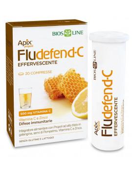 FLUDEFEND EFFERV APIX 20CPR