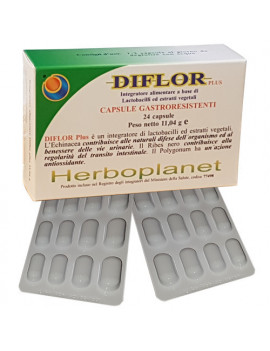 DIFLOR PLUS 24CPS