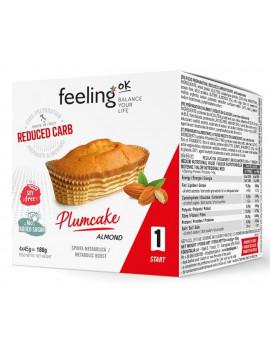 FEELING OK PLUM CAKE MAND4X45G