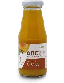 ABC BIO SUCCO DI ARANCE 200ML