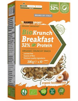 BIOKRUNCH BREAKFAST 32% HAZELN