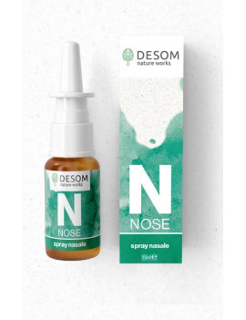 DESOM N NOSE SPRAY NASALE 15ML