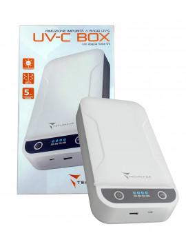 TECHMADE UV BOX RIMOZIONE...