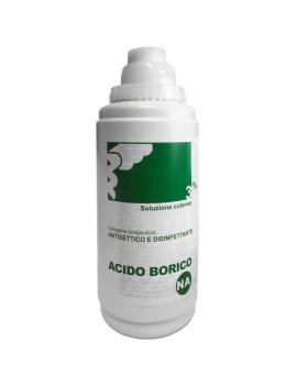 ACIDO BORICO*SOL CUT 3% 500ML