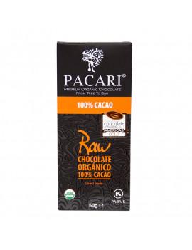 PACARI - CIOCOLATE RAW 100%...