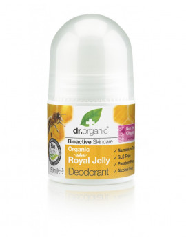 DR ORGANIC PAPPA REALE DEOD