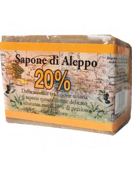 SAPONE ALEPPO 20%