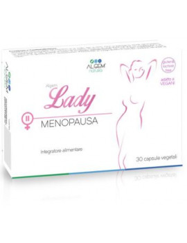 ALGEM LADY MENOPAUSA 30CPS
